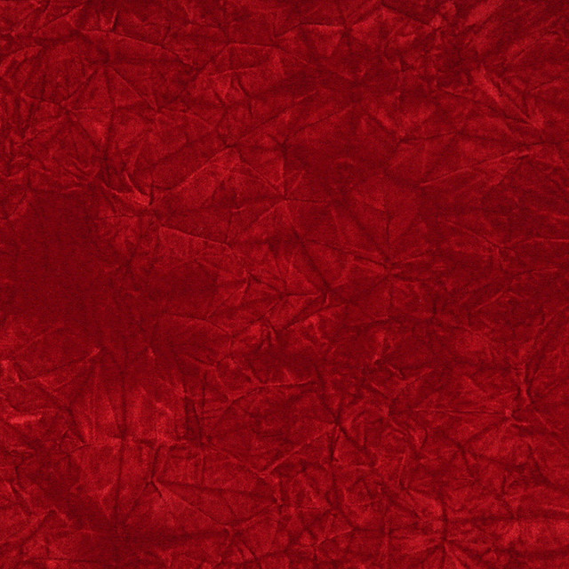 red classic crushed velvet upholstery fabric by the yard contemporary upholstery fabric by. Black Bedroom Furniture Sets. Home Design Ideas