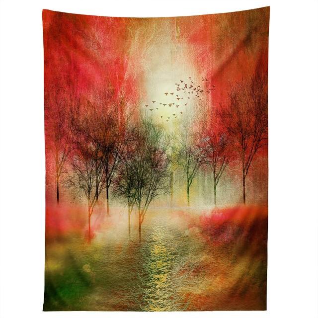 deny designs viviana gonzalez paisaje y color iii tapestry modern wandteppiche. Black Bedroom Furniture Sets. Home Design Ideas