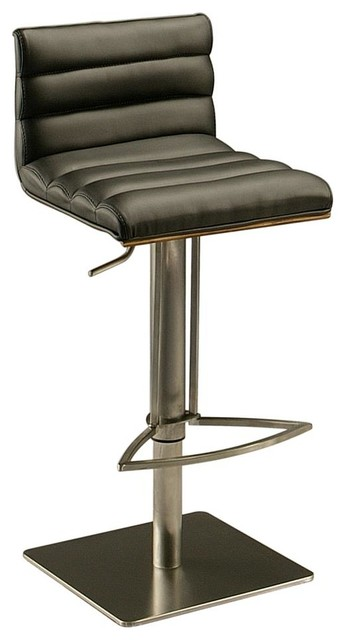hydraulic wooden back barstool contemporary bar stools and