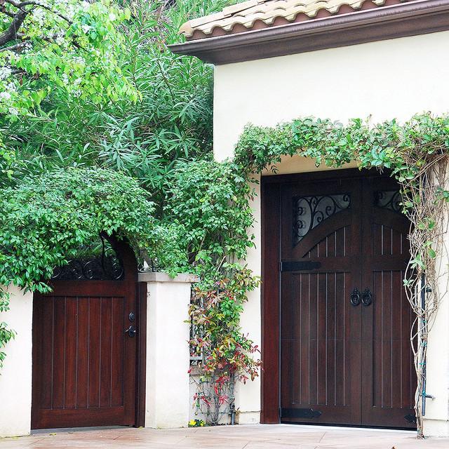 French European Custom Designed Garage Doors Gates With