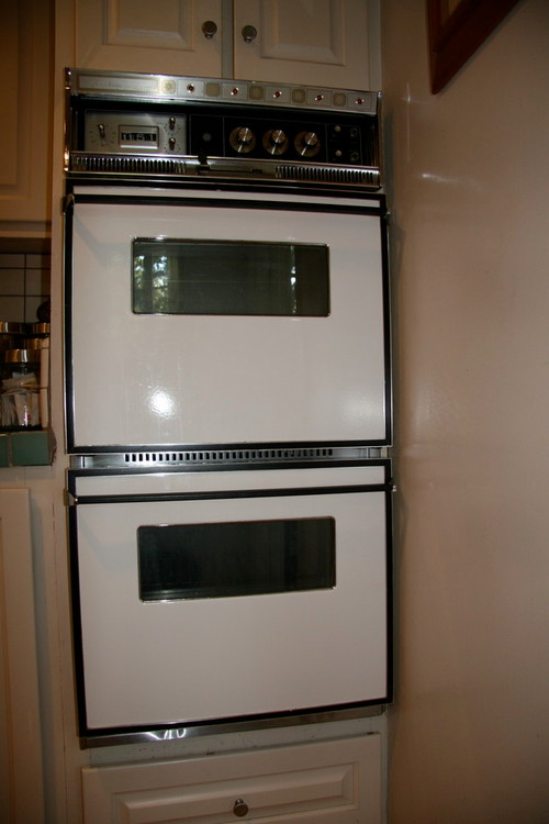 kenmore double wall oven manual