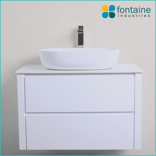 Palazzo 900 wall mounted vanity contemporary bathroom vanities and sink consoles melbourne - Bathroom accessories melbourne ...