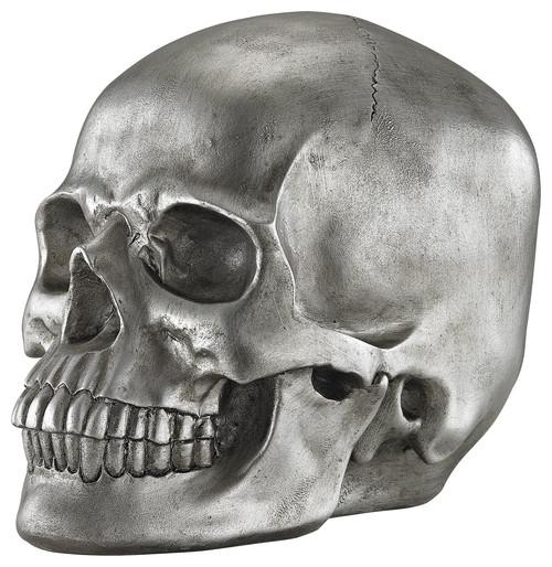 Knell Skull, Silver