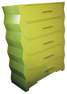 Emerald City Chest Of Drawers Contemporary Furniture San Francisco By