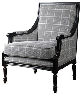 Scott Armchair By Uttermost Transitional Armchairs And Accent Chairs Sy