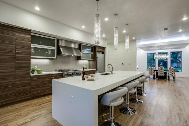 Latitude Cabinets - Contemporary - Kitchen - by Latitude ...