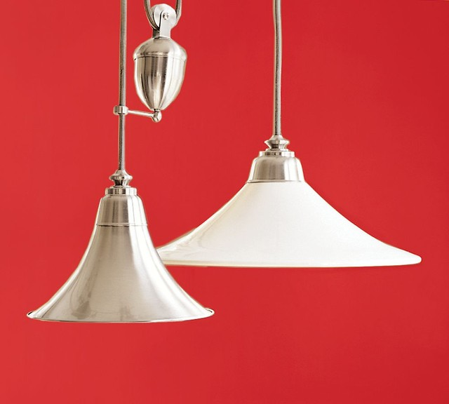 Kitchen Pendant Lighting Pottery Barn: Pendant Lighting