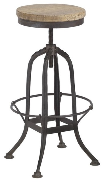 Wrought iron counter stool contemporary bar stools and