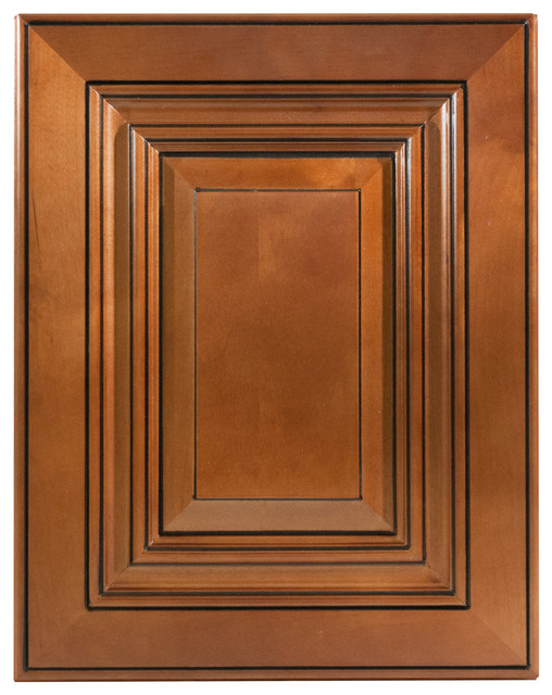 RTA Cabinets Door Sample, Almond - Traditional - Kitchen Cabinetry - by Cabinet Mania