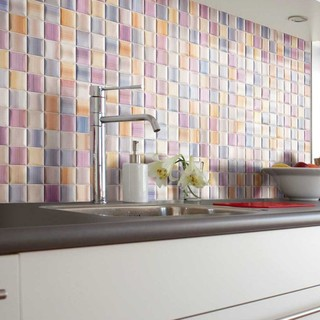 Bristol Mosaic Effect Wall Tiles - £16.49 per sq m