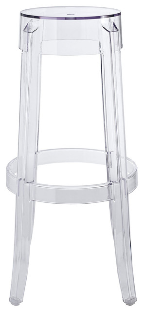 Casper Bar Stool Set of 2 EEI 1264 Clear : contemporary bar stools and counter stools from www.houzz.com.au size 296 x 640 jpeg 24kB