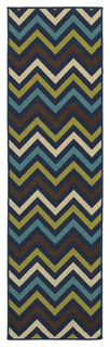 Riviera 4593S 2 39 3 X 7 39 6 Area Rug Outdoor Rugs By