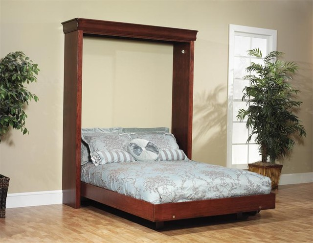 Amish Murphy Wall Bed Contemporary Murphy Beds Tampa