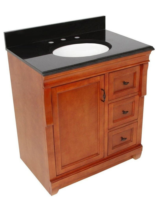 Shop Farmhouse 30 Inch With Drawers Bathroom Vanities on Houzz