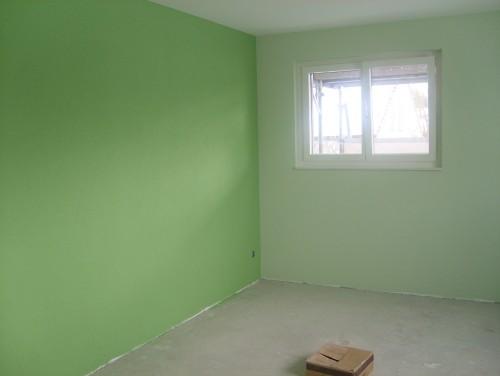 Bedroom Colors Green Walls light green walls bedroom
