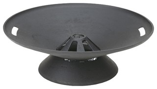 helios feuerschale bauhaus look feuerstellen von. Black Bedroom Furniture Sets. Home Design Ideas