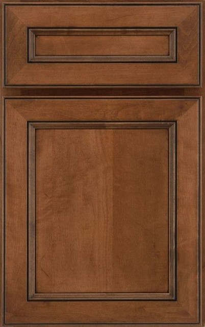 Medallion Cabinetry York Reversed Raised Panel Cabinet Door Style - minneapolis - by Medallion ...