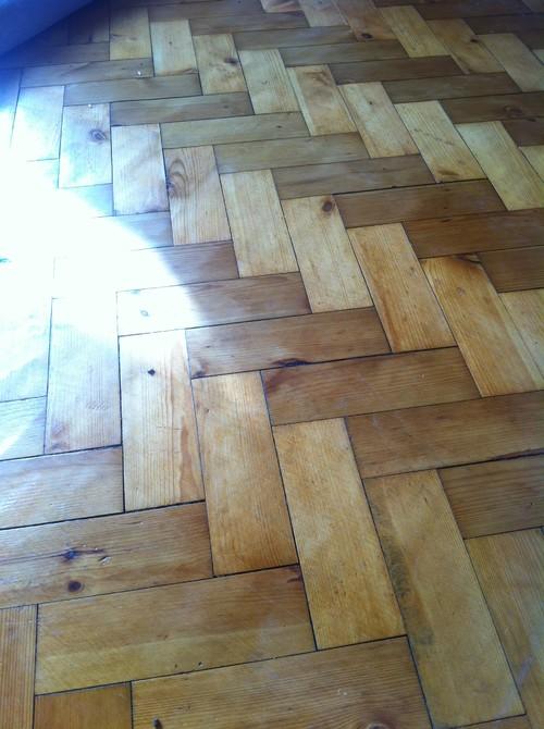 Parquet flooring - Painted parquet floor pictures ...