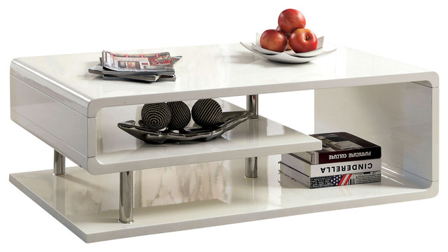 Velva Coffee Table Contemporary Coffee Tables By Furniture Of