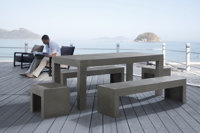 modern dining set outdoor collections