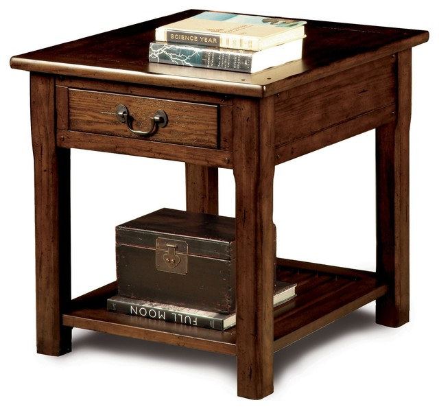 Broyhill Grand Junction End Table - Side Tables And End Tables - by ...