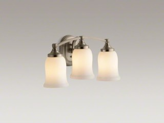 wall sconce contemporary bathroom vanity lighting by kohler