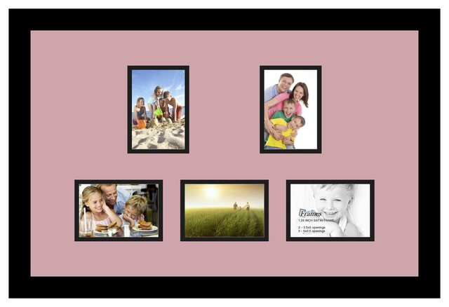 Arttoframes Collage Photo Frame With 5 Openings