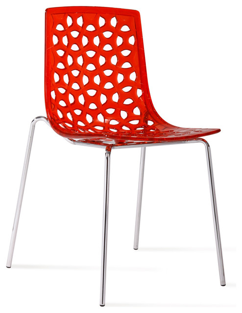 modern stackable chairs 2