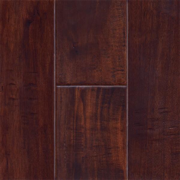 Handscraped Cabernet Acacia Engineered Hardwood