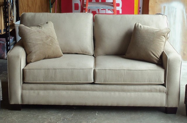 Broyhill Choices Sofa, Apartment Size Sofa, Loveseat ...