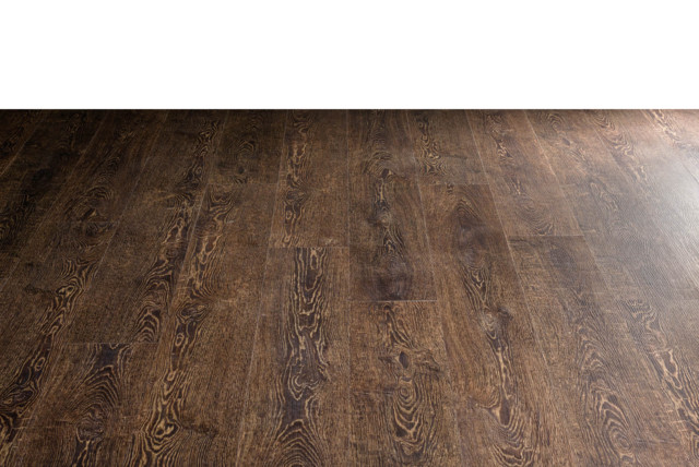 Vinyl Plank Flooring Wood Grain 7 39 Length Cork Backing
