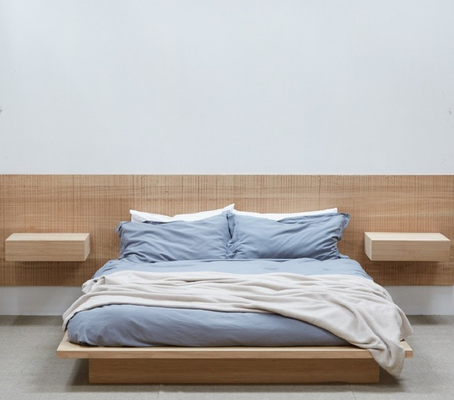 Muto single board headboard scandinave t te de lit - Tete de lit scandinave ...