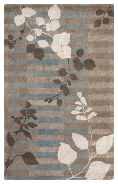 Surya Stella Smith II STSII 9067 Gray Multi 2 x3 Rug Farmhouse