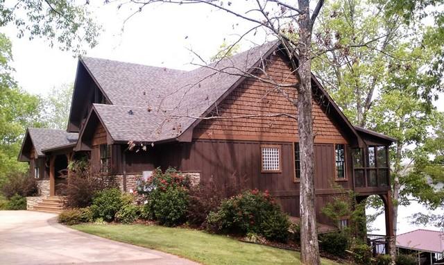 Appalachia Mountain Home House Plan