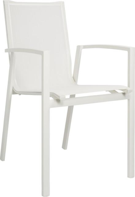 Palma chaise de jardin avec accoudoirs contempor neo for Sillones para exteriores precios