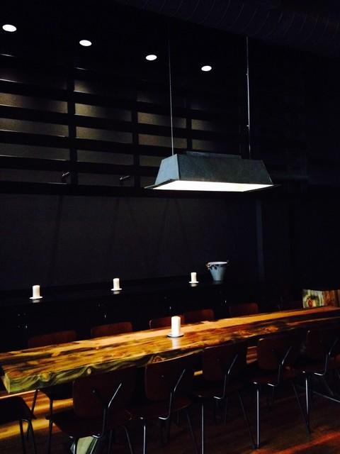 Trough Light Industrial Pendant Lighting Atlanta By Tinker Lighting