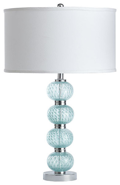 Glass Ball Table Lamp Bubble Glass Ball Lamp Contemporary Table Lamps  Dallas By U2013 Tables Furnitures
