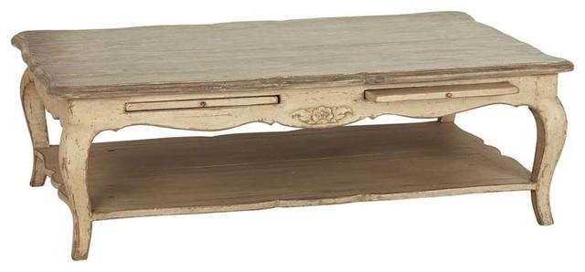 table basse rectangulaire classique chic table basse par interior 39 s. Black Bedroom Furniture Sets. Home Design Ideas