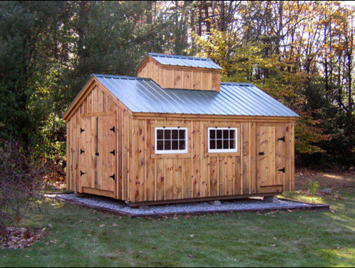 Shed Farm Homestead Kits 12 39 X 16 39 Sugar Shack Shed