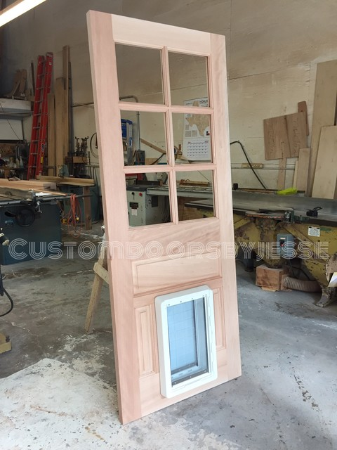 Custom Doors Traditional Patio Doors Houston By