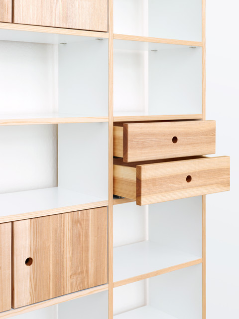 Regalw nde moderne biblioth que other metro par - Meuble bibliotheque moderne ...