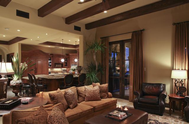 Arroyo Eclectic Living Room Phoenix By Schwab