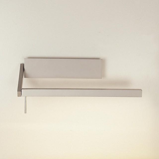 moma led wandleuchte bauhaus look wandleuchten von. Black Bedroom Furniture Sets. Home Design Ideas