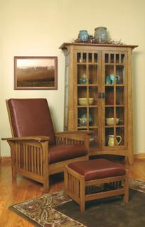 style white oak living room furniture craftsman living room