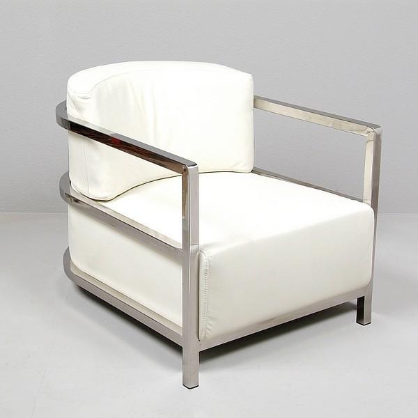 Modern Art Deco Chair - Modern - Living Room Chairs - by Modern ...
