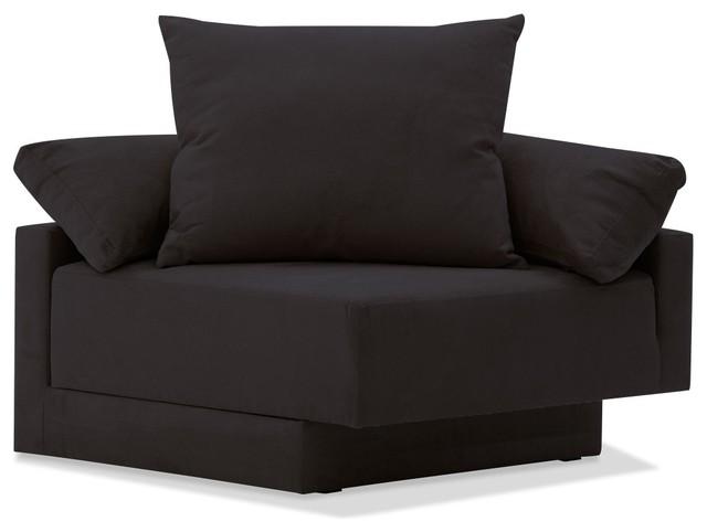eckmodul wilson anthrazit links moderne canap d 39 angle. Black Bedroom Furniture Sets. Home Design Ideas