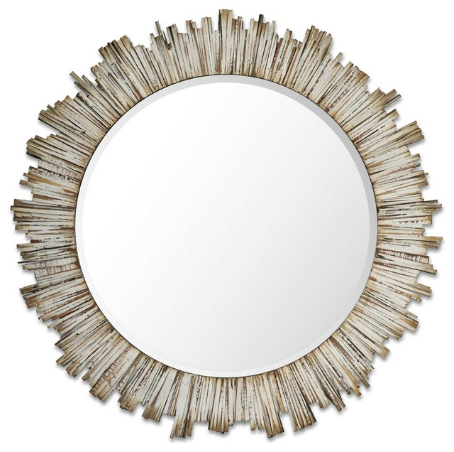 Pinna Mirror Beach Style Wall Mirrors By Gild Design
