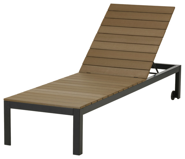 Falster contemporary outdoor chaise lounges by ikea for Chaise longue lockheed lounge