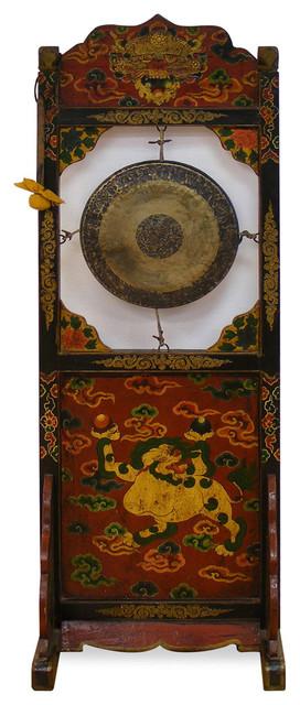 Tibetan Prosperity Dragon Gong Asian Home Decor By Home Decorators Catalog Best Ideas of Home Decor and Design [homedecoratorscatalog.us]