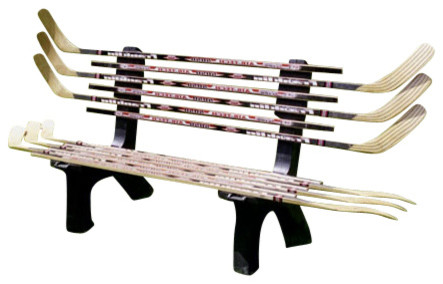 Hockey Stick Bench Indoor Benches By Skichair1